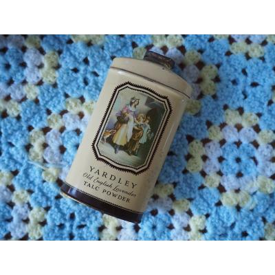 Old English Lavender Yardley Powder