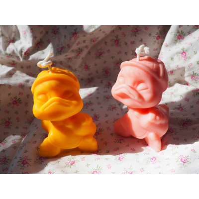 Baby Duck Candle